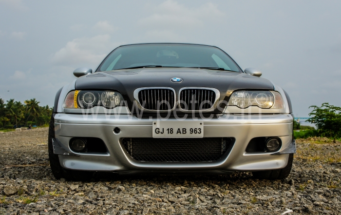 Pete's Tuned BMW M3 supercharged to 480hp