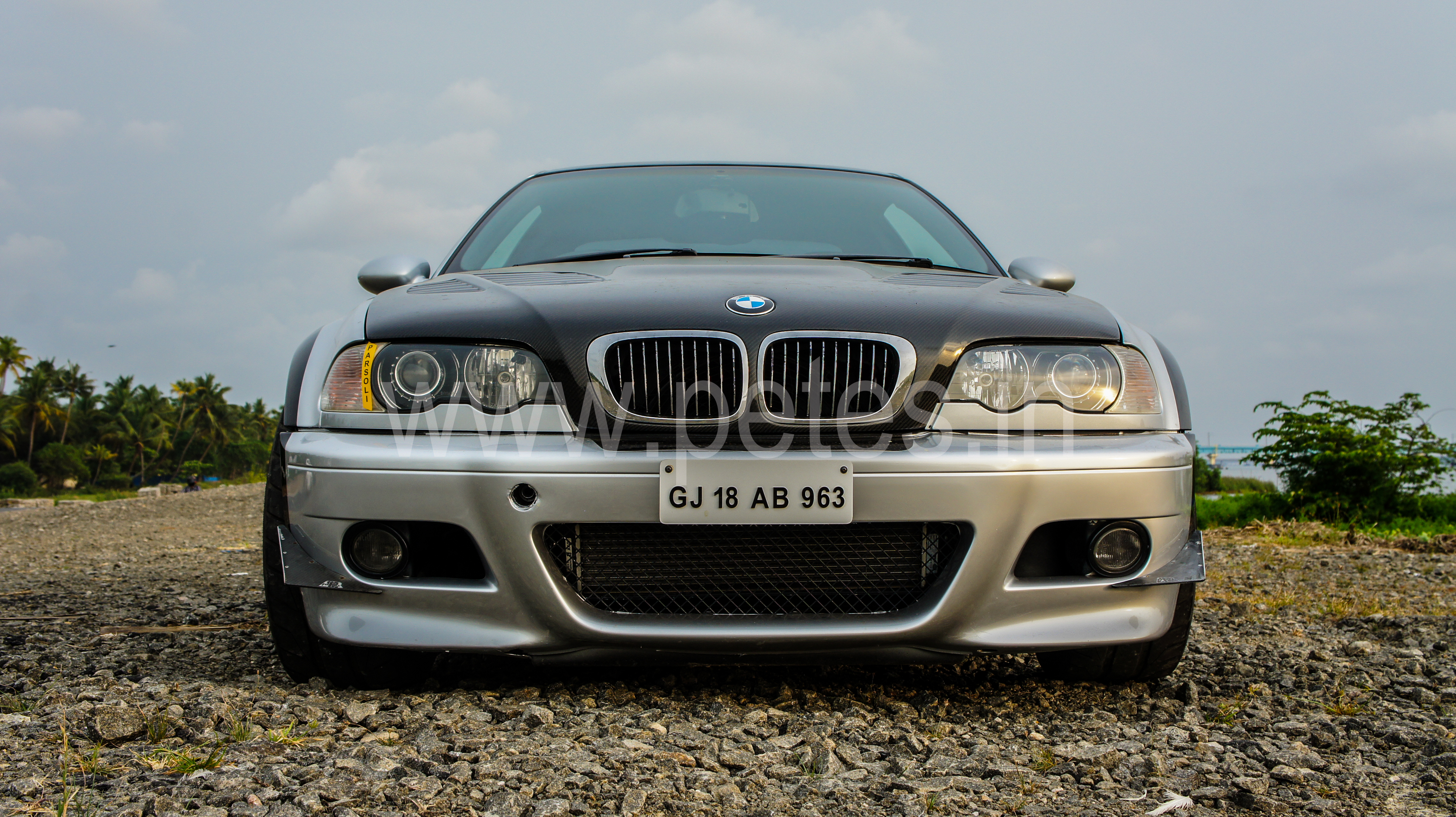 Pete S Tuned Bmw M3 Supercharged To 480hp Pete S Automotive Products Pvt Limited