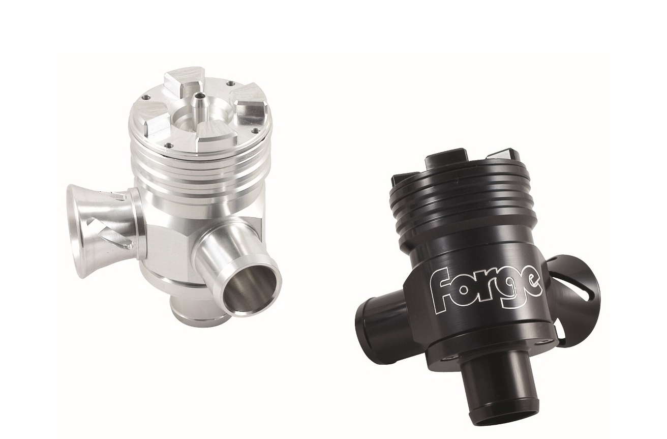 The Splitter, a Recirculation and Blow Off Valve