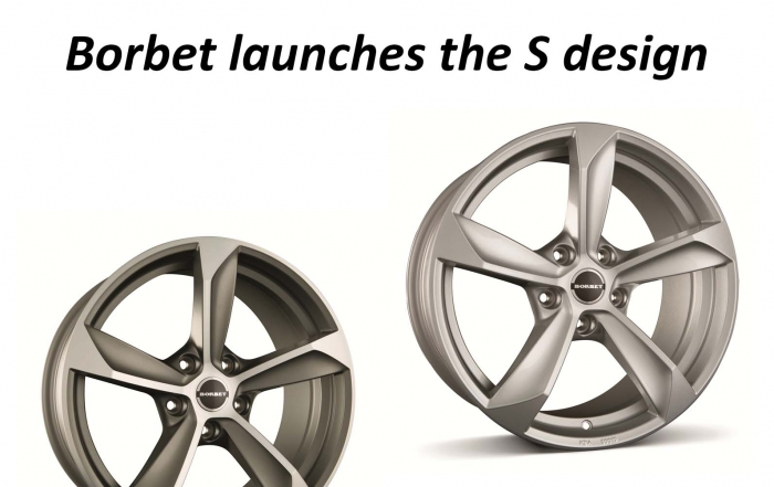 Borbet launches the S design