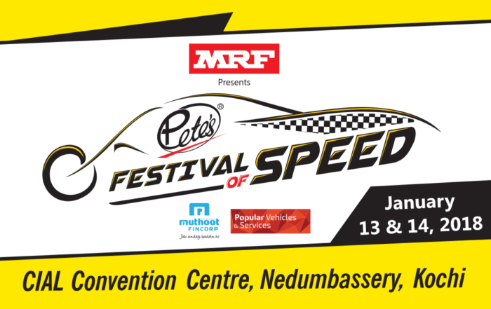 Pete's Festival Of Speed 2018 – January 13&14